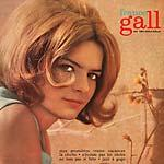 France Gall - Her 1964 Debut Album lp (Twitchin' Beat)