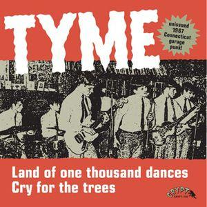"Tyme - Land of One Thousand Dances 7"" (Crypt)"