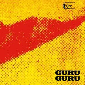 Guru Guru - UFO lp (Play Loud! Productions)