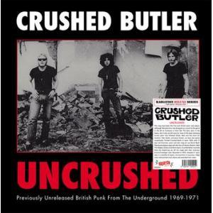 Crushed Butler - Uncrushed lp (Radiation) RSD 2017