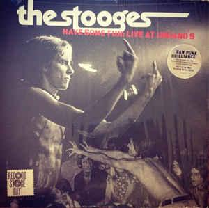 The Stooges - Have Some Fun Live At Ungano's lp (Rhino/Elektra)