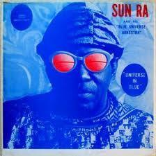 Sun Ra - Universe In Blue lp (Saturn)