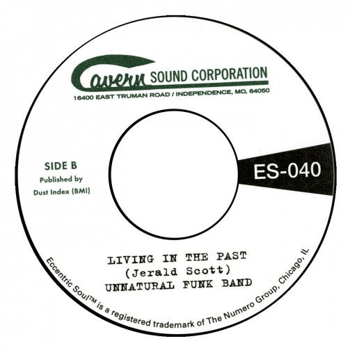 "Unnatural Funk Band - Strange Happenings 7"" ( Numero)"