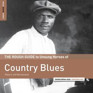 Rough Guide To Unsung Heroes of Country Blues lp (Rough Guides)