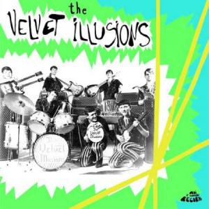 Velvet Illusions - s/t lp (Moi J'Connais Records)