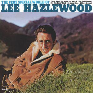Lee Hazlewood - The Very Special World of lp (LITA)