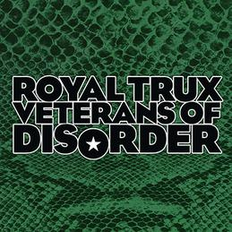 Royal Trux - Veterans of Disorder lp (Drag City)