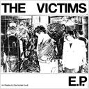 "Victims - No Thanks To The Human Turd 7"" (Fan Club)"