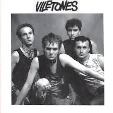 "Viletones - 1977 Demos Ep 7"" (Distortions Records)"