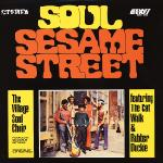 Village Soul Choir - Soul Sesame Street lp (Abbott)