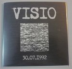 "Visio - 30.07.1992 7"" (No Label)"
