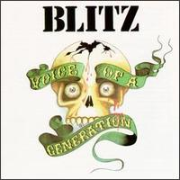 Blitz - Voice of a Generation lp ( Papagájův Hlasatel Records)