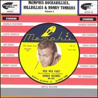 Memphis Rockabillies Hillbillies Volume 4 cd (Stomper Time UK)