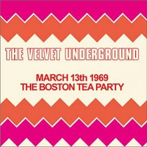Velvet Underground - March 13th '69 Boston Tea Party lp (Keyhole