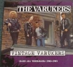 Varukers - Vintage Varukers lp (Antisociety Records)