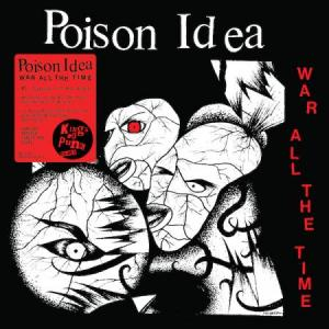Poison Idea - War All The Time lp (TKO)