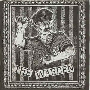 "The Warden - s/t 7"" (Lumpy)"