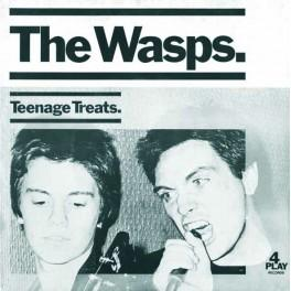 "Wasps - Teenage Treats 7"" (Paramecium Records)"
