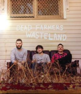 Dead Farmers - Wasteland lp (R.I.P. Society)