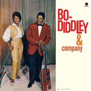 Bo Diddley - & Company lp (Waxtime)