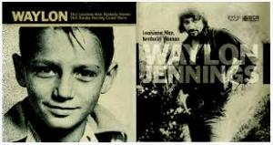 Waylon Jennings - Louisiana Man Kentucky Woman 7""