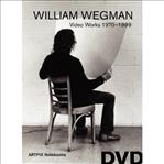 William Wegman - Video Works 1970-1999 dvd (ARTPIX)