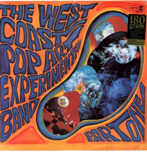 West Coast Pop Art Experimental Band - Part One lp (Reprise)