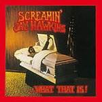 Screamin' Jay Hawkins - What That Is lp (Barnyard)