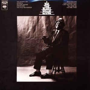 Willie Dixon - I Am The Blues lp (Sony Music/Scorpio)