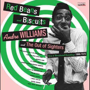 Andre Williams - Red Beans and Biscuits lp (Soul-Tay-Shus)