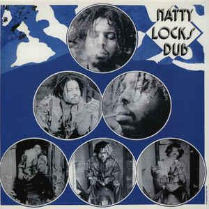 Winston Edwards - Natty Locks Dub lp (VP/Greensleeves)