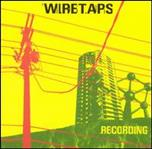 Wiretaps - Recording lp (Super Electro)