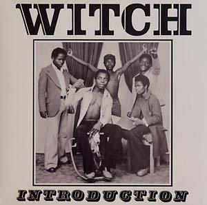 Witch - Introduction lp (Now-Again)