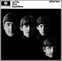 Beatles - With The Beatles lp (EMI/APPLE)