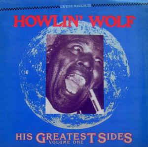 Howlin' Wolf - His Greatest Sides Volume 1 lp (Jackpot)