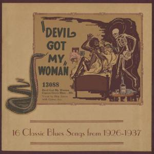 Devil Got My Woman 16 Classic Blues Songs lp (Hi Horse)