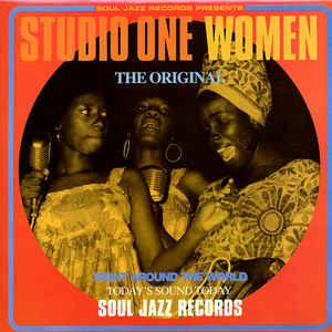 Studio One Women dbl lp (Soul Jazz)