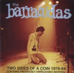 Barracudas - Two Sides of Coin 1979-84 cd (Lemon Recordings)