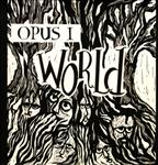 World - Opus 1 lp (Lysergic Sound Distributors)