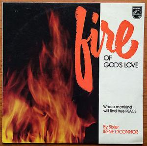 Sister Irene O'Connor - Fire of God's Love lp (Wyrd War)