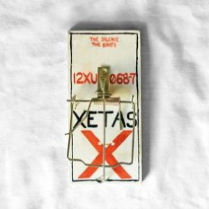 "Xetas - The Silence 7"" (12XU)"