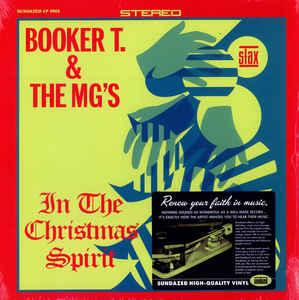 Booker T & The MGs - In The Christmas Spirit lp (Sundazed)