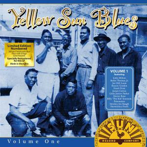 Yellow Sun Blues - Volume One lp (Select-O-Hits)