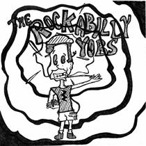"Rockabilly Yobs - (Gonna Beat You)...7"" (Hate/Vulcher)"
