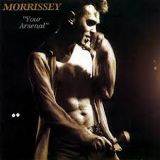 Morrissey - Your Arsenal lp (Sire Records)
