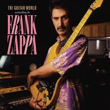 Frank Zappa - Guitar World According To Frank Zappa LP [Zappa]