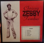 Chrissy Zebby Tembo - My Ancestors lp (No Label)