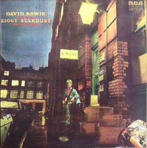 David Bowie - the Rise and Fall of Ziggy Stardust(Parlophone)lp