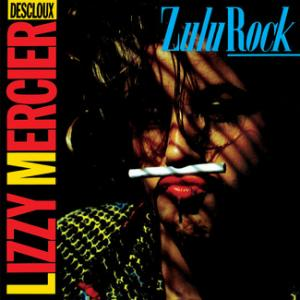 Lizzy Mercier Descloux - Zulu Rock lp (LITA)