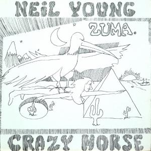 Neil Young - Zuma lp (Warner Bros, Germany)